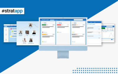 3 Reasons #stratapp Is the World's Best OKR Software App Right Now